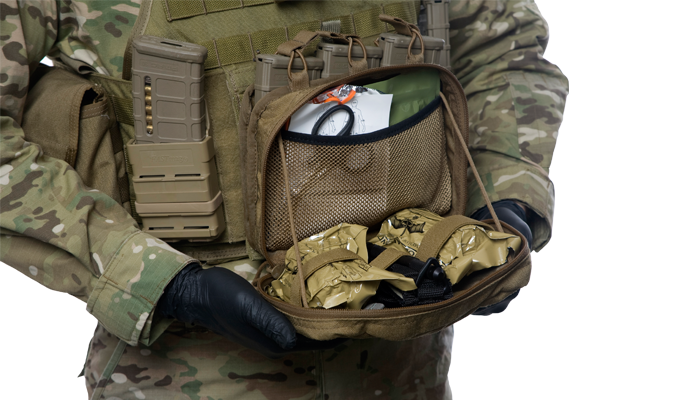 Tactical Medical Solutions | Military - First Responder Kits