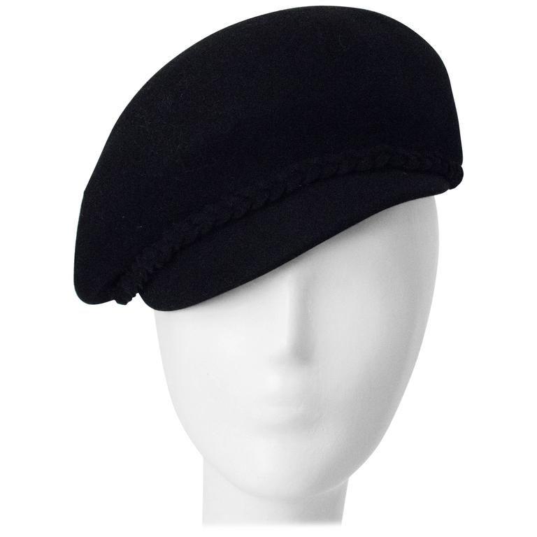 30d0c216d4b 40s Wool Felt Fashion Fishermen s Cap