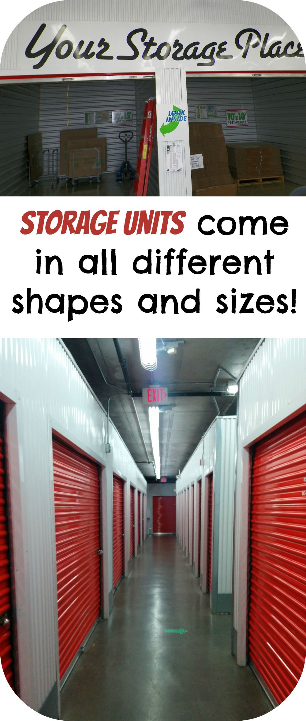 U Haul Rentals Self Storage And Portable Storage Self Storage Self Storage Units Mini Storage