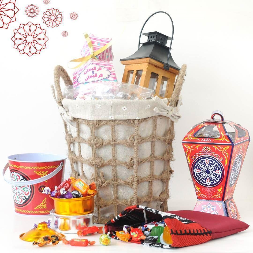 تشكيلة متنوعة من لوازم القرقيعان متوفرة في سيفكو Several Types Of Gergain Items Are Available In Saveco Decorative Jars Decor Home Decor