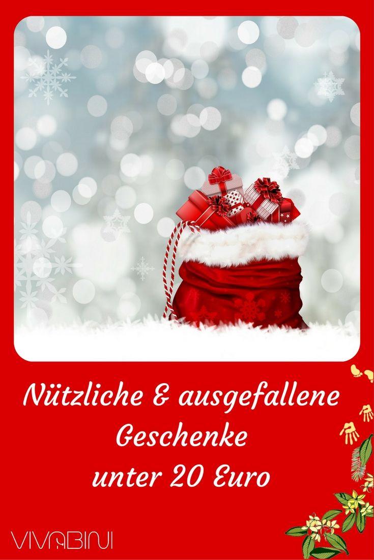 Geschenke fur frauen unter 20 euro