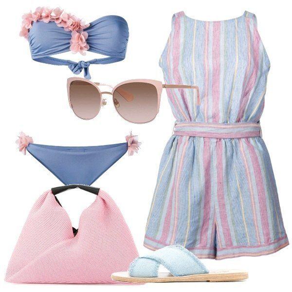 Photo of Colori delicati al mare#style #shopping #styles #outfit #pretty #girl #girls