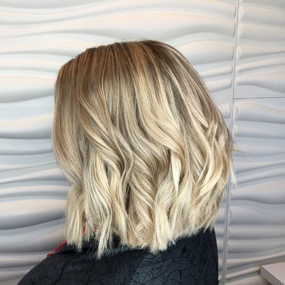 Blonde Balyage by Kristen fredericton blondes redken