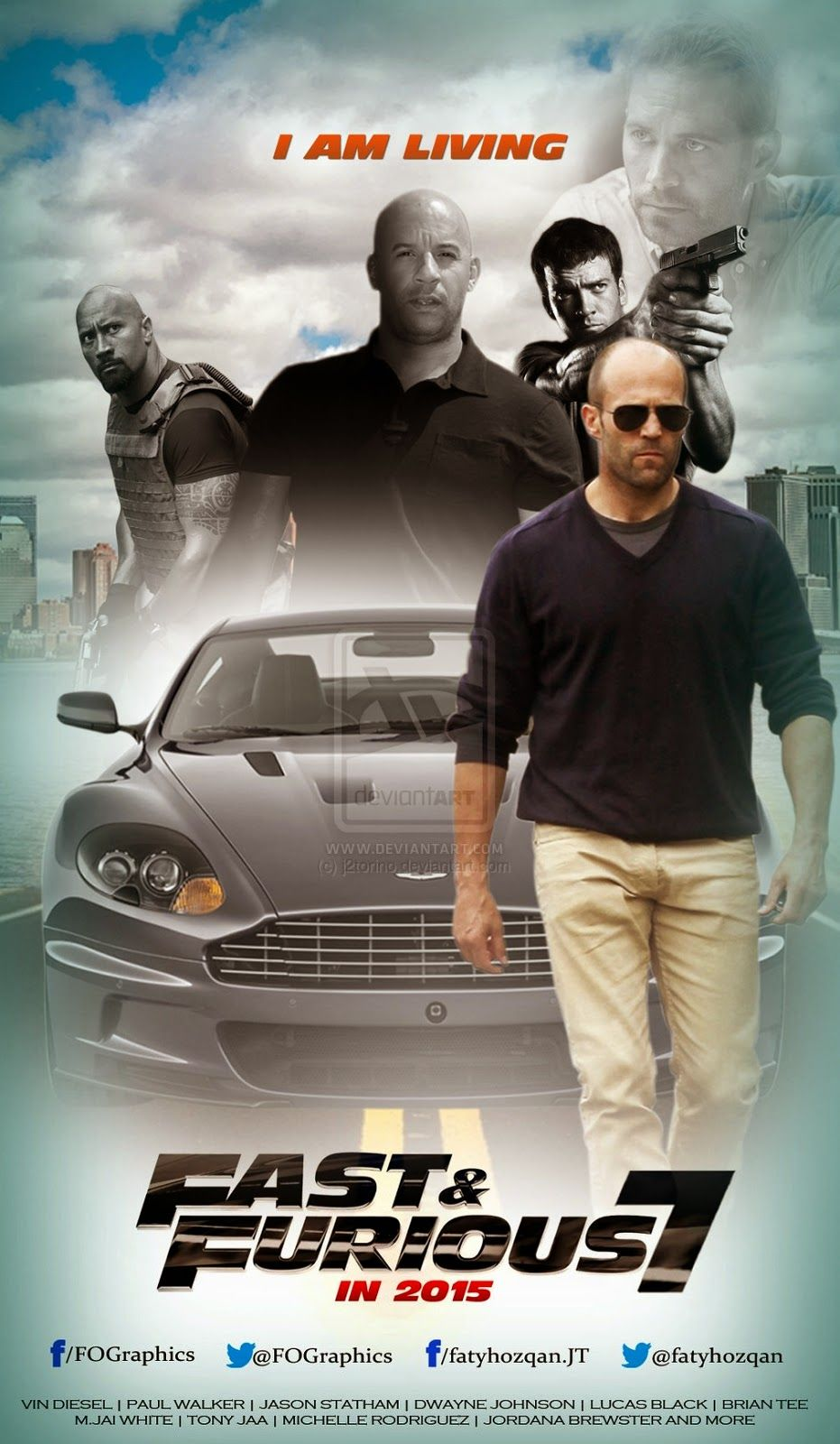 Fast And Furious 7 Full Movie