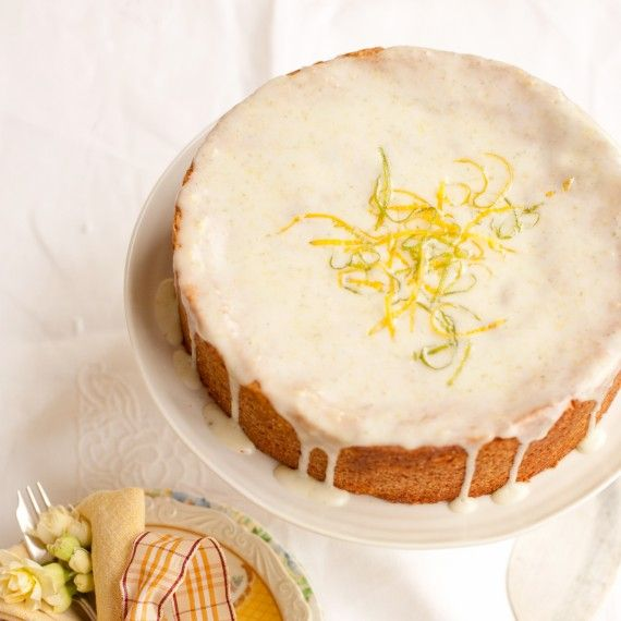 Mary Berry Lemon And Lime Drizzle Cake