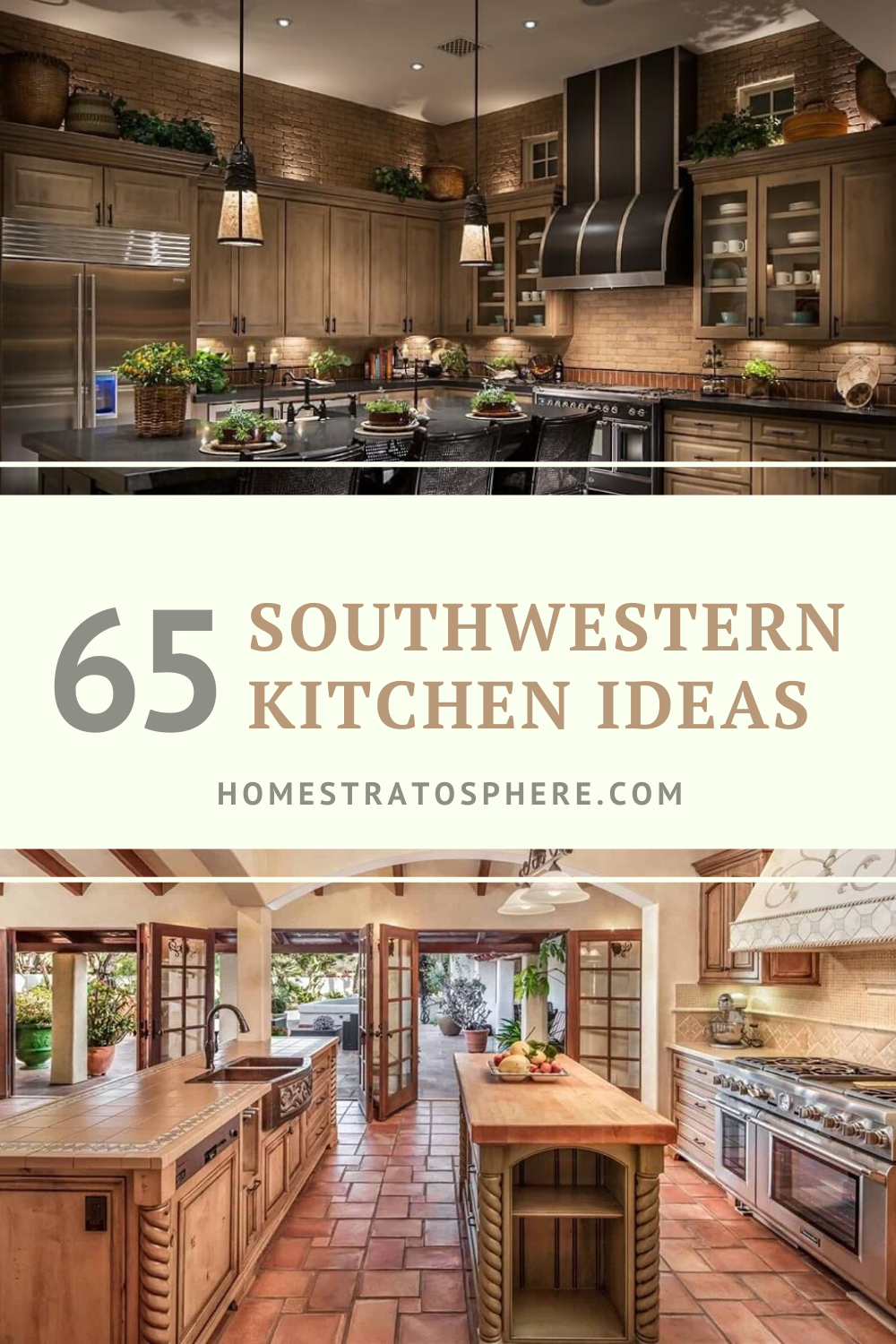 12 Southwestern Kitchen Ideas (Photos) in 12  Kitchen design