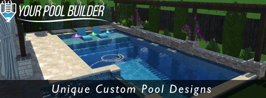 Online Pool Quotes Custom Pools