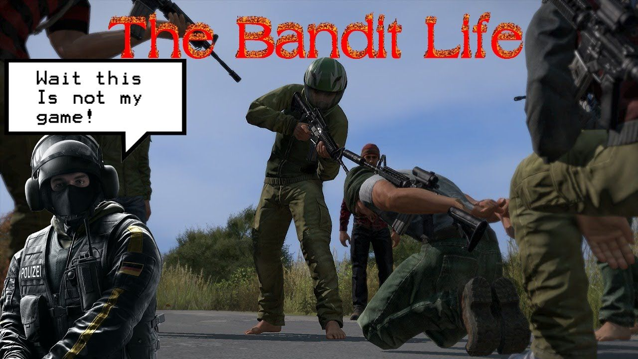 Battles Of The Bandits Dayz Standalone 4k Gaming Life As A