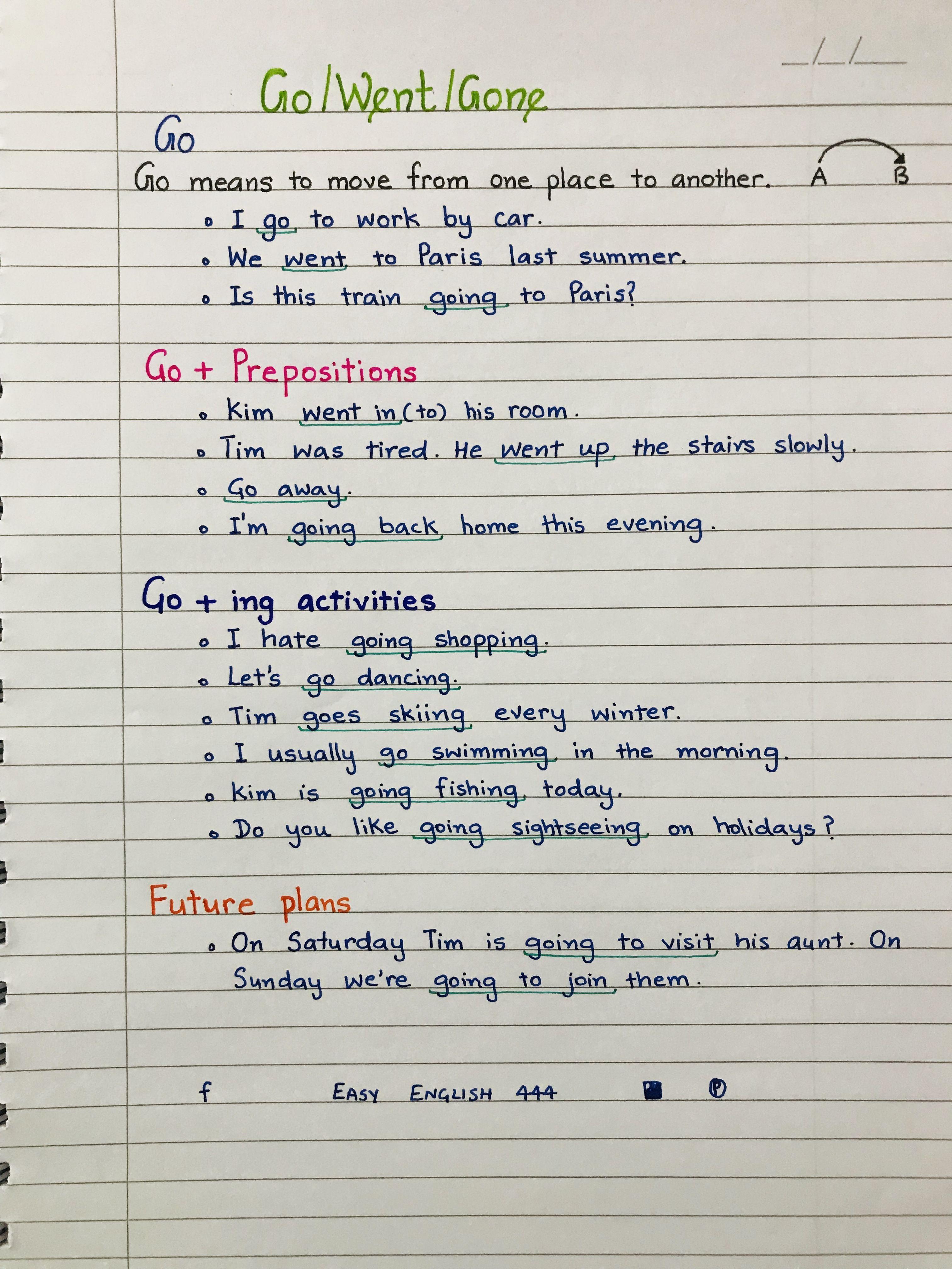 English Language Grammar Vocabulary Learning Language English Handwritten English Language Learning Grammar English Grammar Learn English Words [ 4032 x 3024 Pixel ]