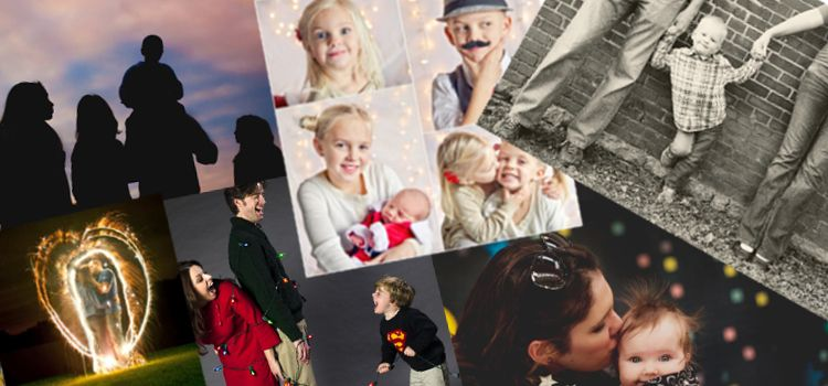 Holiday Portrait Tips: How to Make Your Holiday Cards Unforgettable #photography #creativeholidaycards #christmascardideas #christmascards #creativechristmascards #calumet