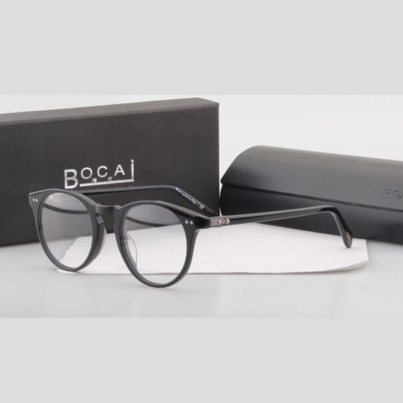 1463c97bba BOCAI New oliver peoples Style 5256 Sir O  malley Vintage designer brand  Spectacles glasses frame