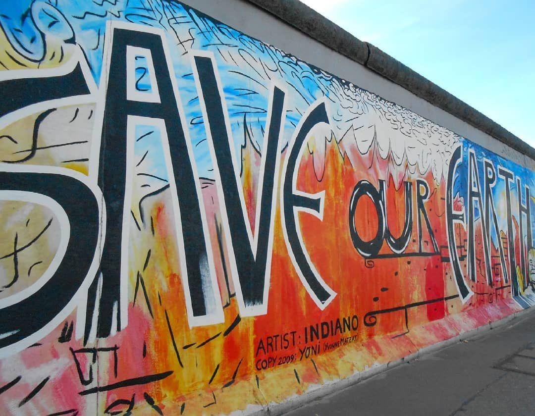 East Side Gallery Berlin East Side Gallery Street Art Berlin Wall