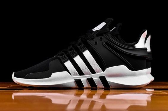 5ea9ff666a9dc5 The adidas EQT Support ADV In Black And White Is Now Available Although the adidas  EQT