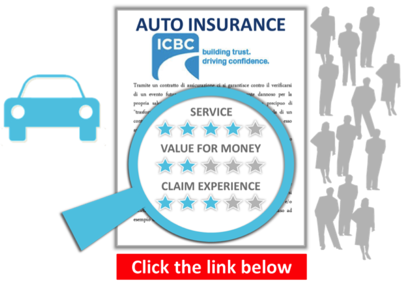 Independent Consumer Reviews For Icbc The Insurance Corporation