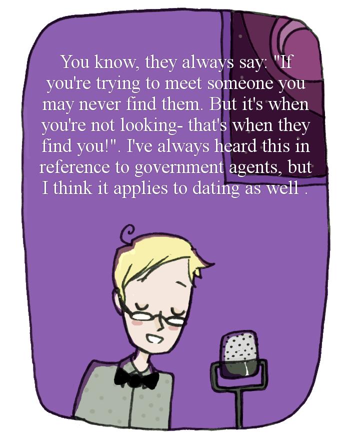 geek dating advice