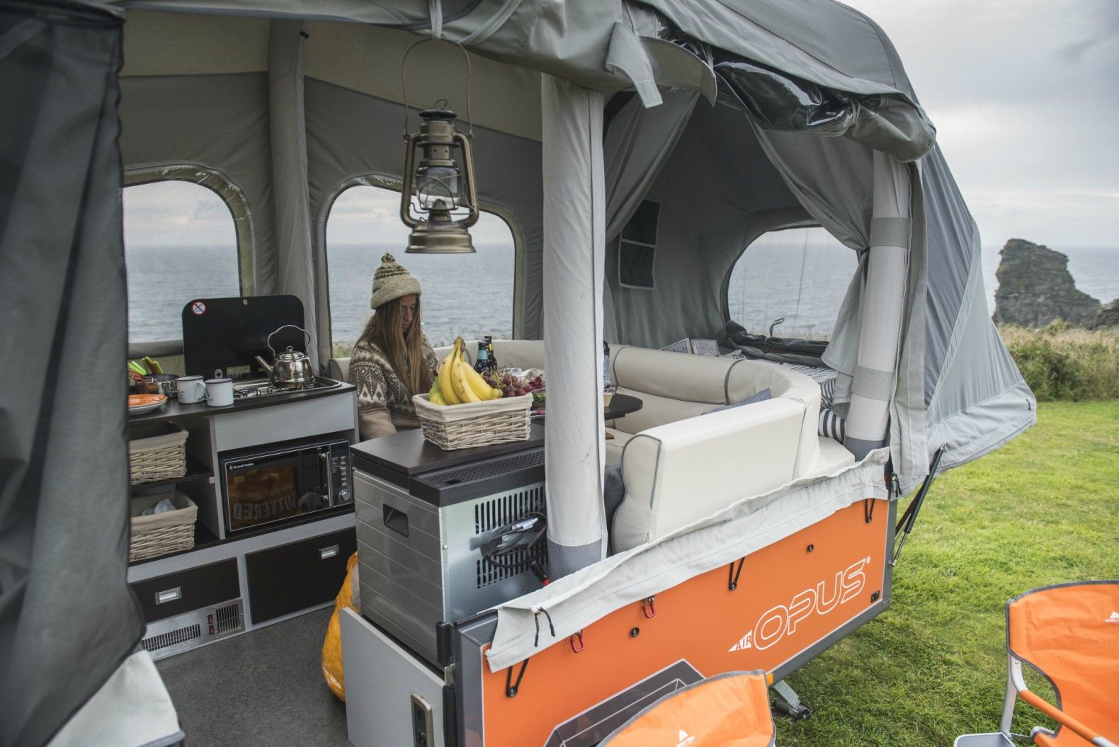 Image Result For Air Opus Trailer Pop Up Camper Sustainable