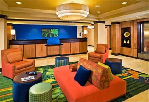 Fairfield Inn And Suites By Marriott San Antonio Boerne Boerne Texas This Hotel In Boerne Texas Is Located Off O Fairfield Inn Suites Outdoor Furniture Sets