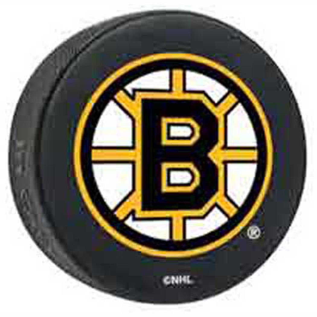 Bruins Ice Hockey Puck Boston Bruins Boston Bruins Logo Bruins
