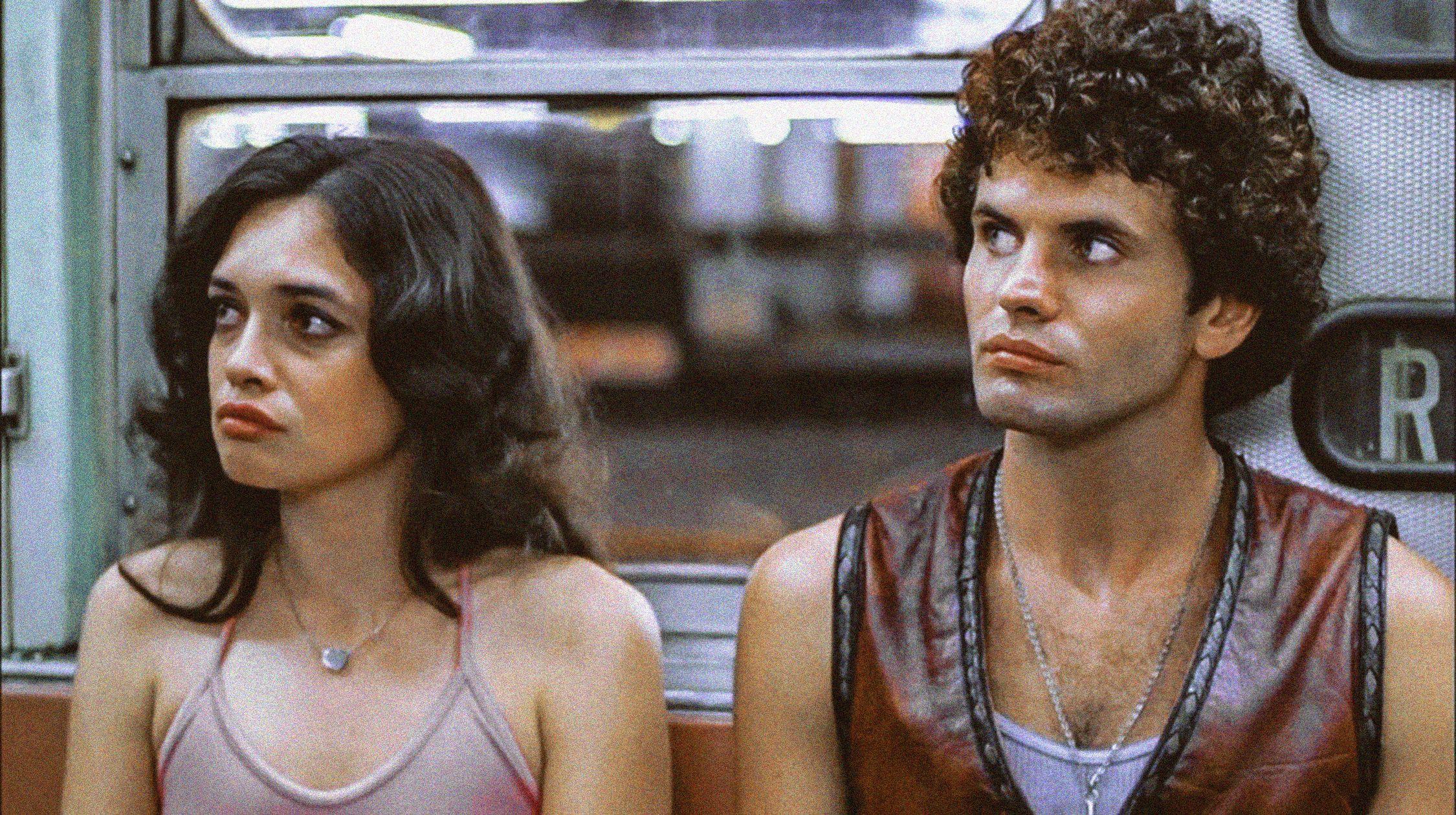 The Warriors movie [1979] Mercy and Fox.   Warrior movie ...