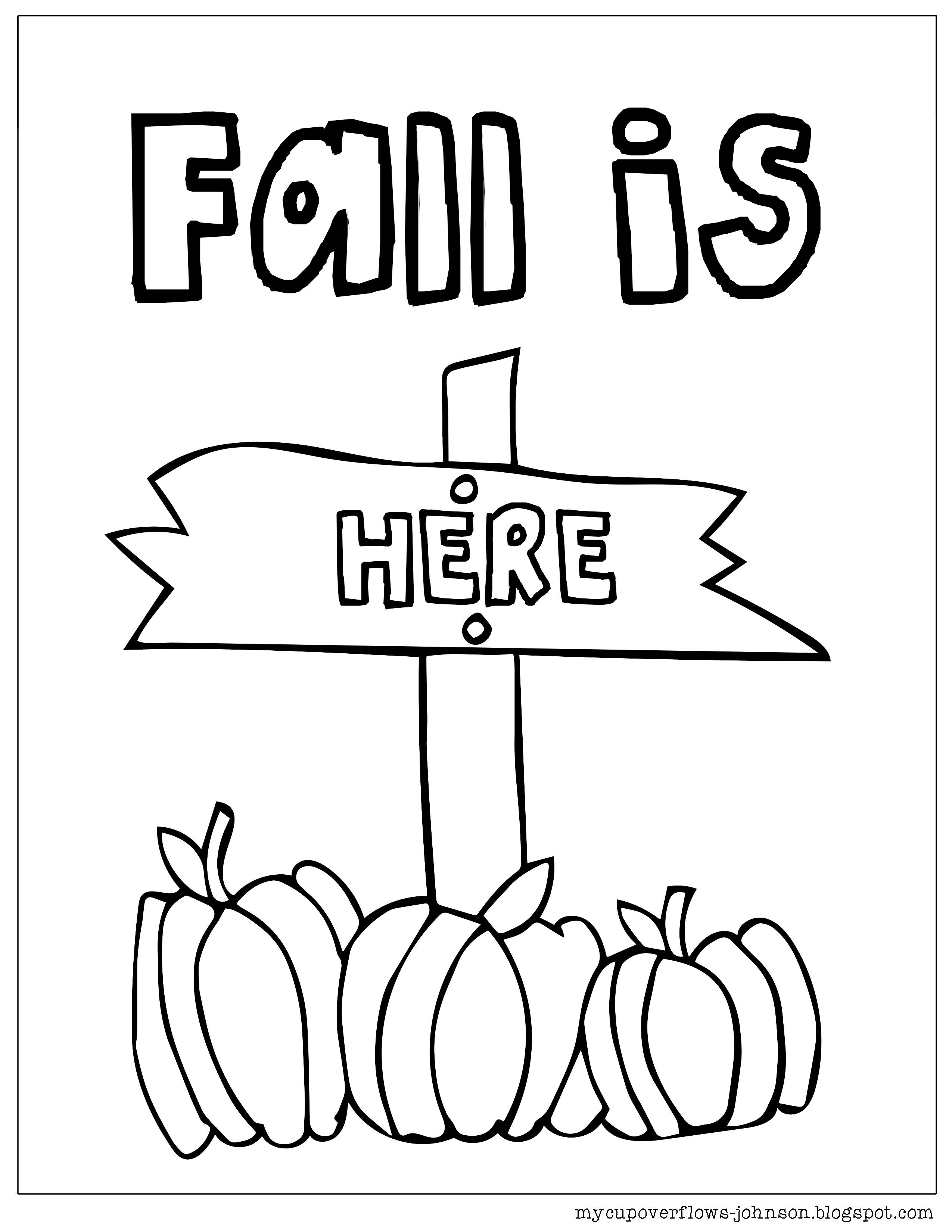 Coloring Pages For Fall Coloring Pages Pumpkin Coloring Pages Free Printable Coloring Pages [ 3300 x 2550 Pixel ]