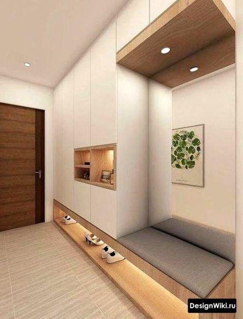 Hallway Storage Modern Interior Design 56 Best Ideas Hallway In 2020 Garderoben Eingangsbereich Innenraum Haus Innenarchitektur