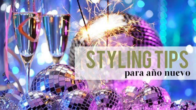 Estamos a pocos días para finalizar el 2015. Esta noche platicaremos junto a Katia Siman de The Dressing Room para darnos #StylingTips y recibir el 2016 luciendo espectaculares. Nos escuchamos a las 7:00pm en Radio Femenina 102.5