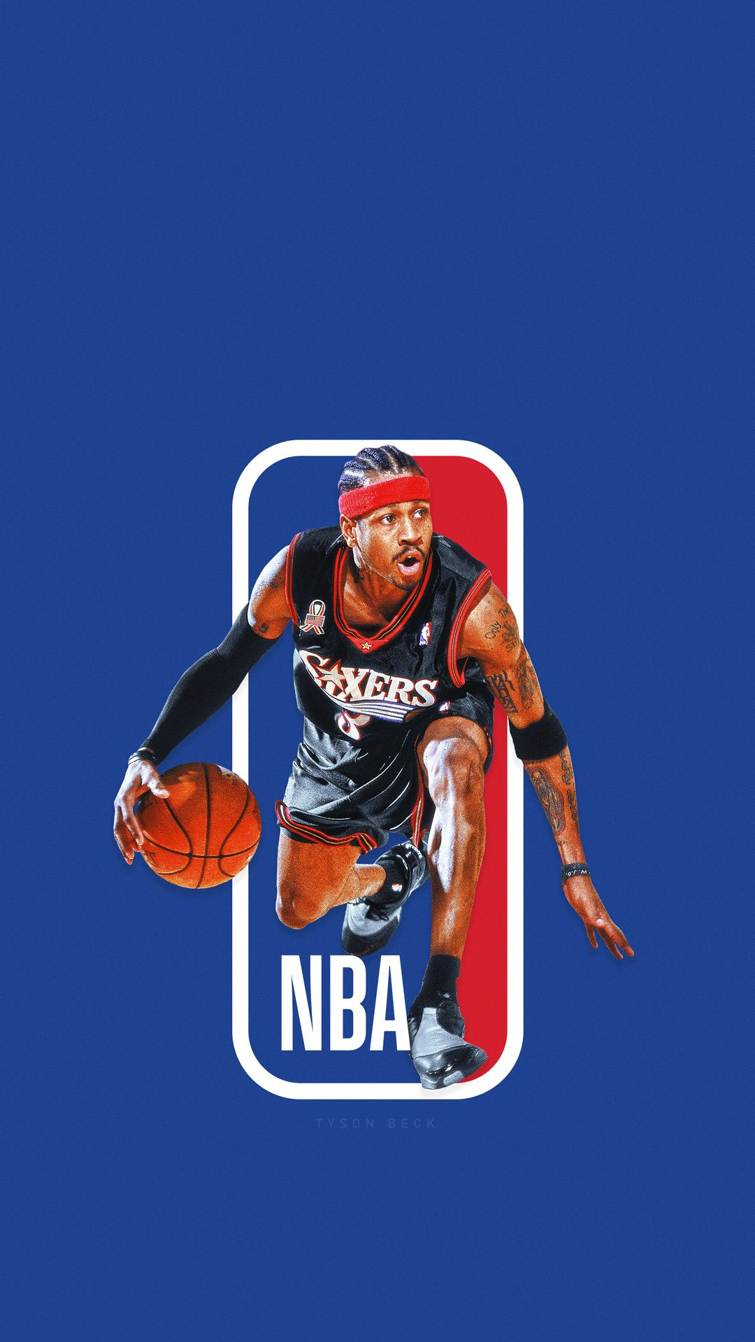 The Next NBA logo? NBA Logoman Series on Behance Jogador