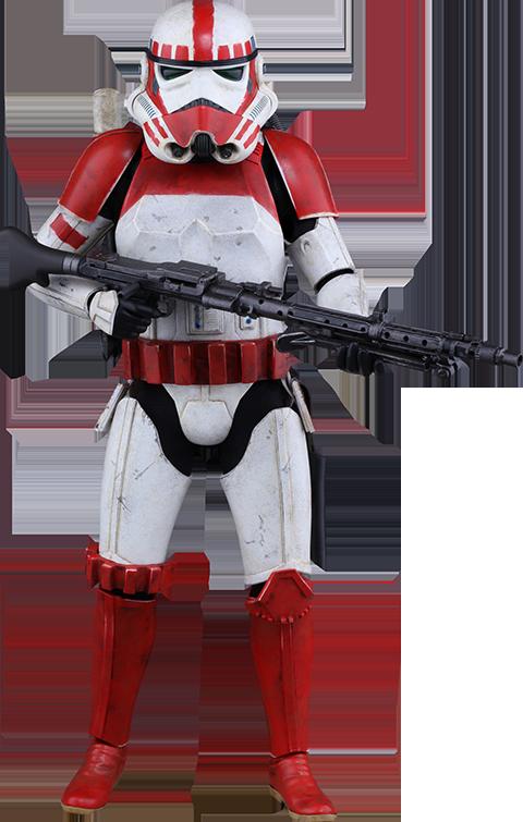Star Wars Shock Trooper Sixth Scale Figure By Hot Toys Star Wars Action Figures Star Wars Spaceships Star Wars Black Series