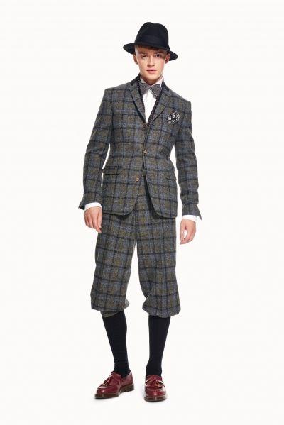Hve Knickerbocker Anzug Aus Harris Tweed 798 Gut
