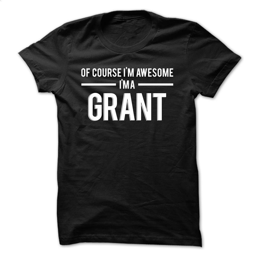 Team Grant T Shirts, Hoodies, Sweatshirts - #wholesale hoodies #college sweatshirt. GET YOURS => https://www.sunfrog.com/Names/Team-Grant--Limited-Edition-mmazz.html?id=60505