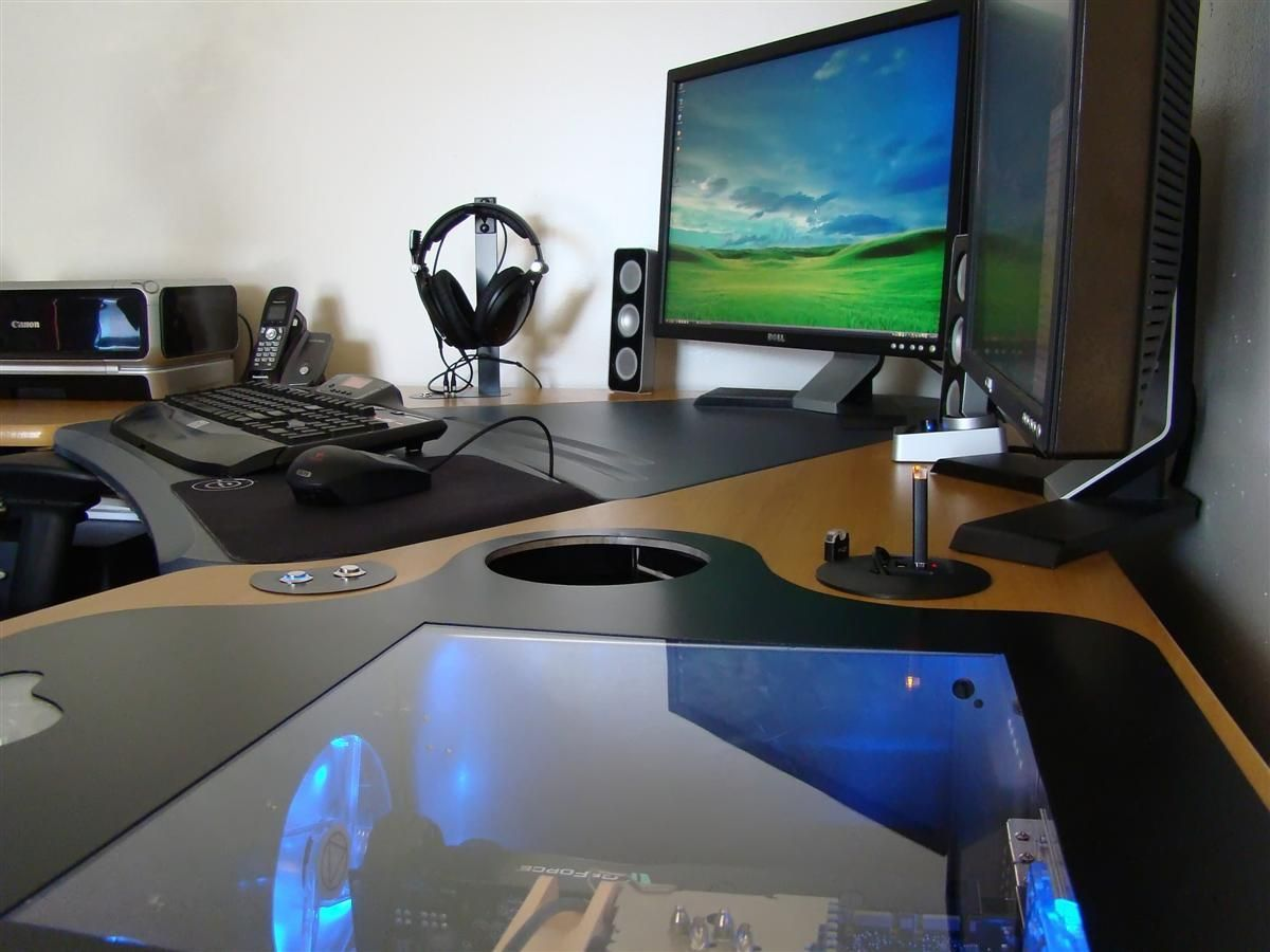 design desk office ideas cozy home small cool designing corner for computer