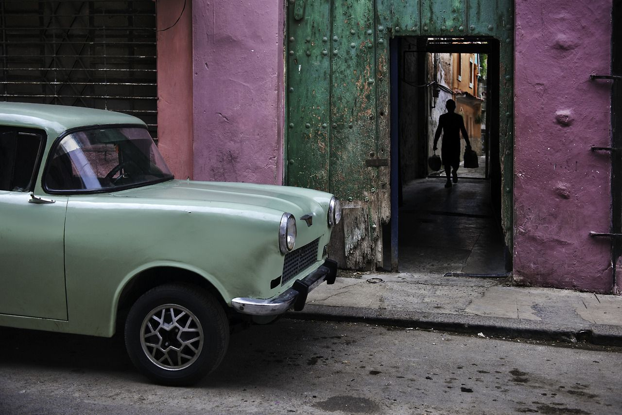 Havana - Steve Mccurry