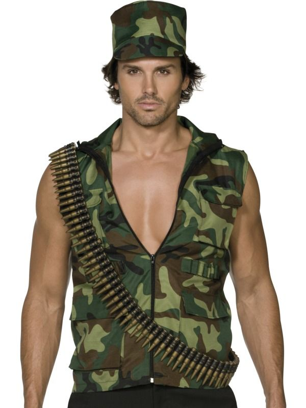 army guy sexy - Boys Army Halloween Costumes