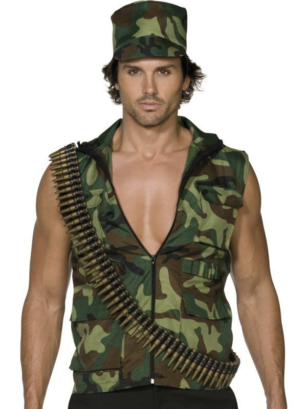 army guy sexy - Boys Army Halloween Costumes