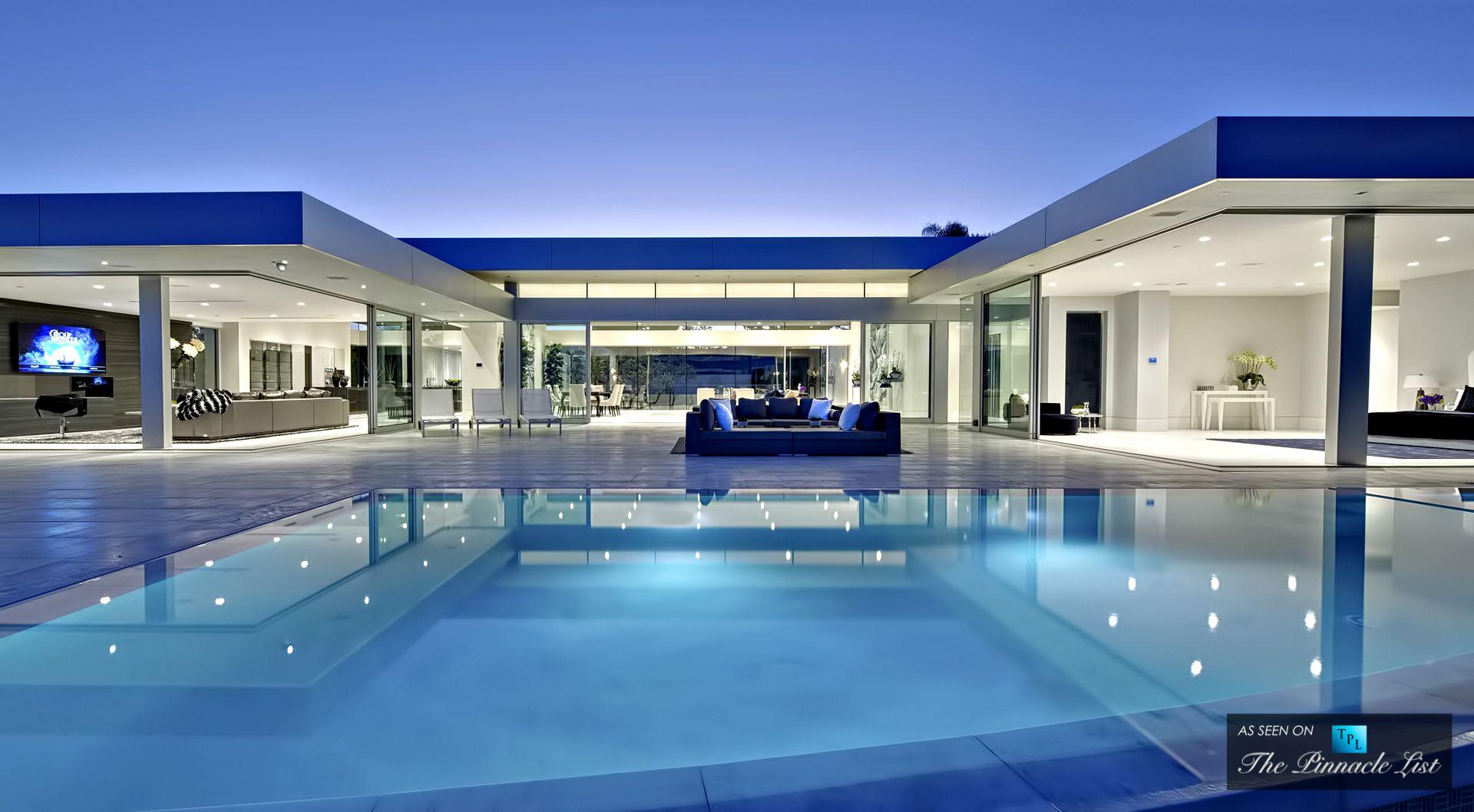 $25.5 Million Luxury Residence U2013 1620 Carla Ridge, Beverly Hills .