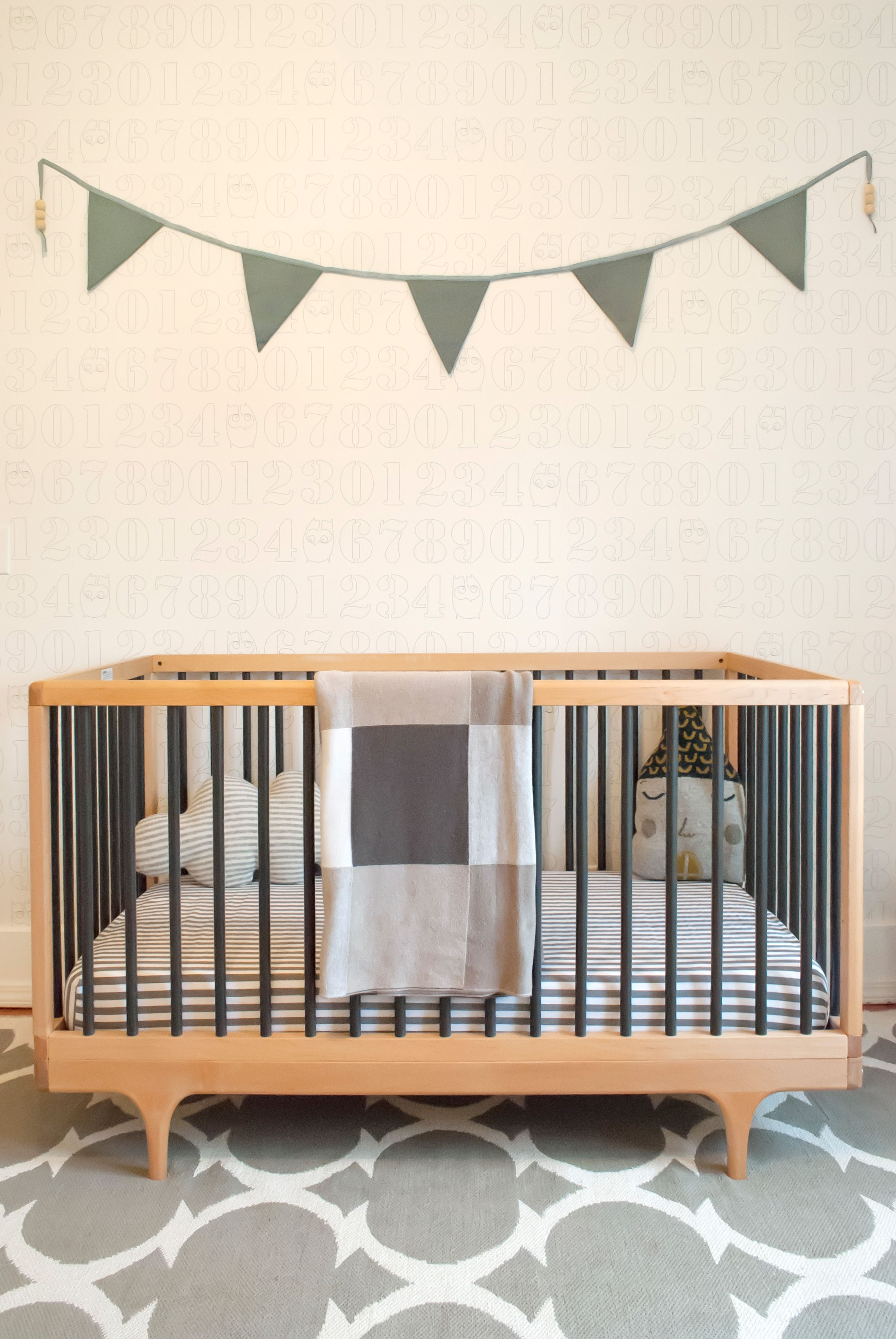 lit volutif caravan crib kalon studios coloris noir sur my kingdomfr - Bebe Lit Evolutif