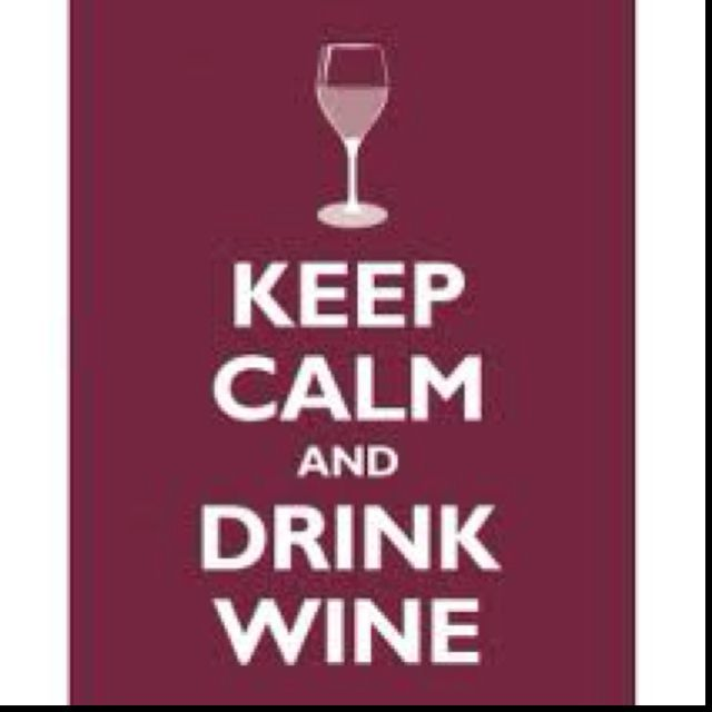 Obsessed with wine!!