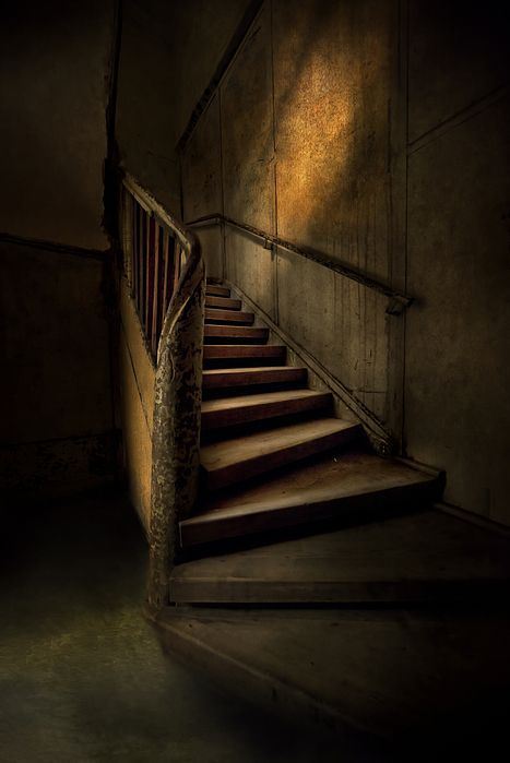 Best Mysterious Staircase By Jaroslaw Blaminsky Stairs 400 x 300