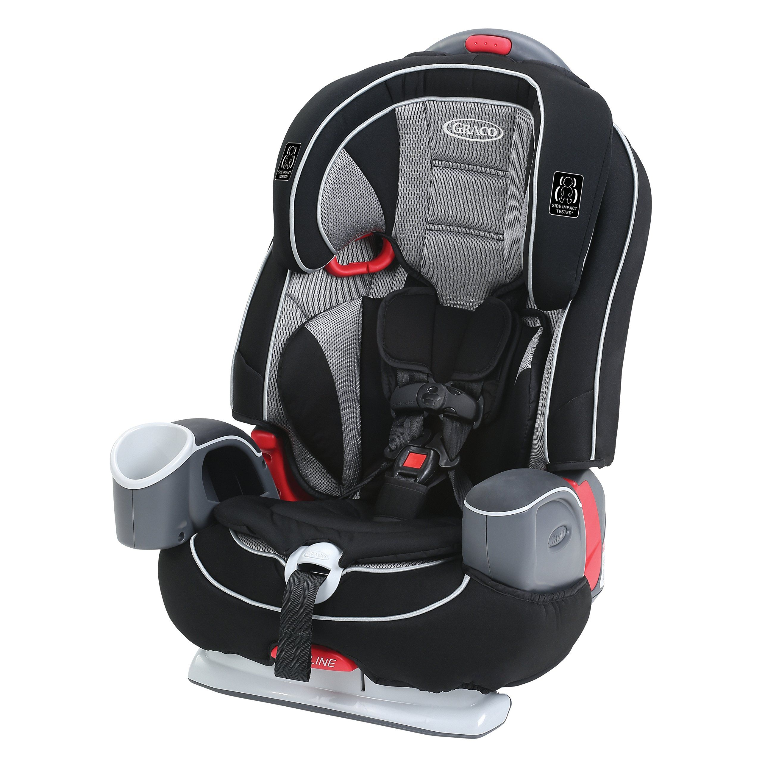 Graco Nautilus 3 Position Recline And In 1 Harness Boosters Booster Backless High Back What More Do You Need