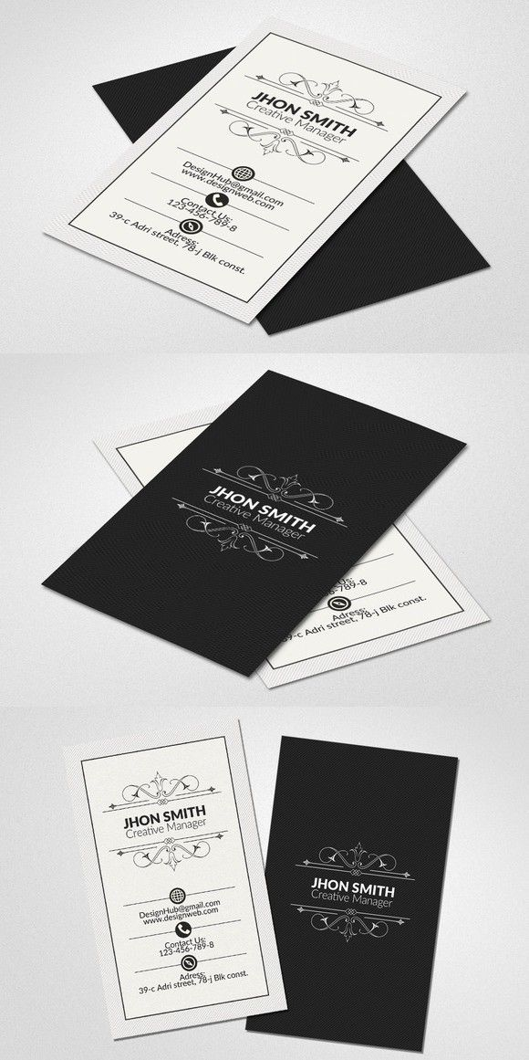 Vertical retro business card business infographic pinterest vertical retro business card business infographic reheart Images