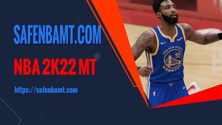 NBA2K22 Cover
