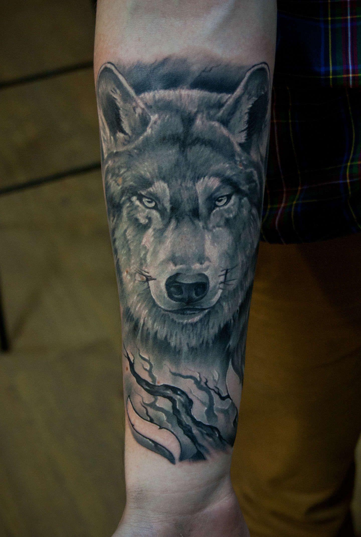 Vadim Borisochkin Inkbe Wilki Pinterest Tatuaż Pomysły Na
