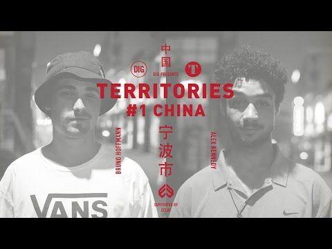 Alex Kennedy & Bruno Hoffmann  - DIG BMX X ECLAT Territories #1 Ep1 - YouTube
