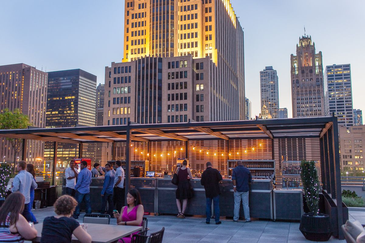 Streeterville Social Is Another Al Fresco Hit Page 2 Chicago