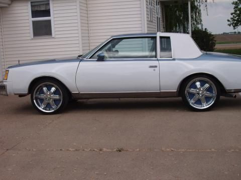 1979 Buick Regal Silver Black Freekin Beautiousss Miss My 79