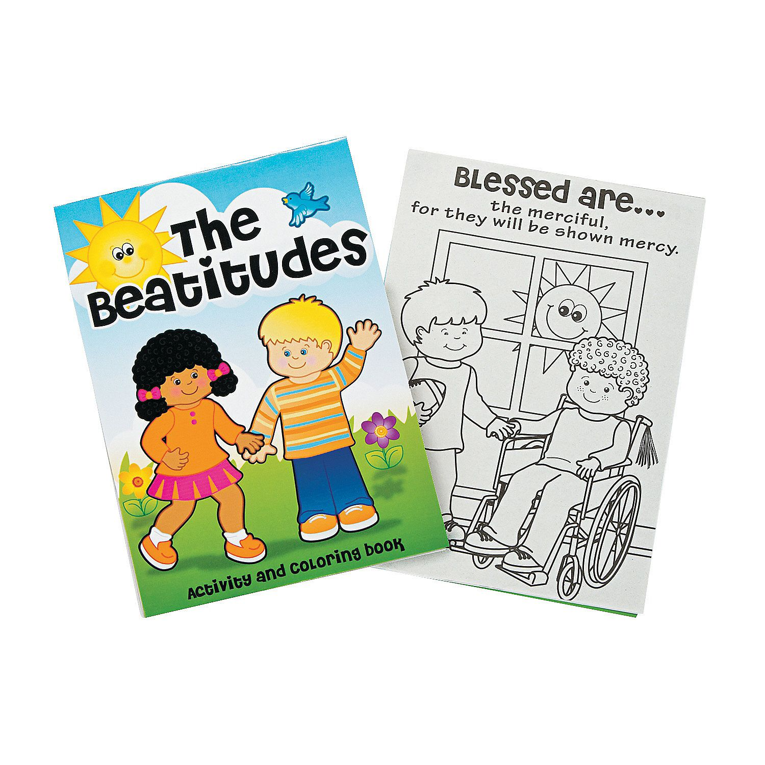 Beatitudes Activity Books