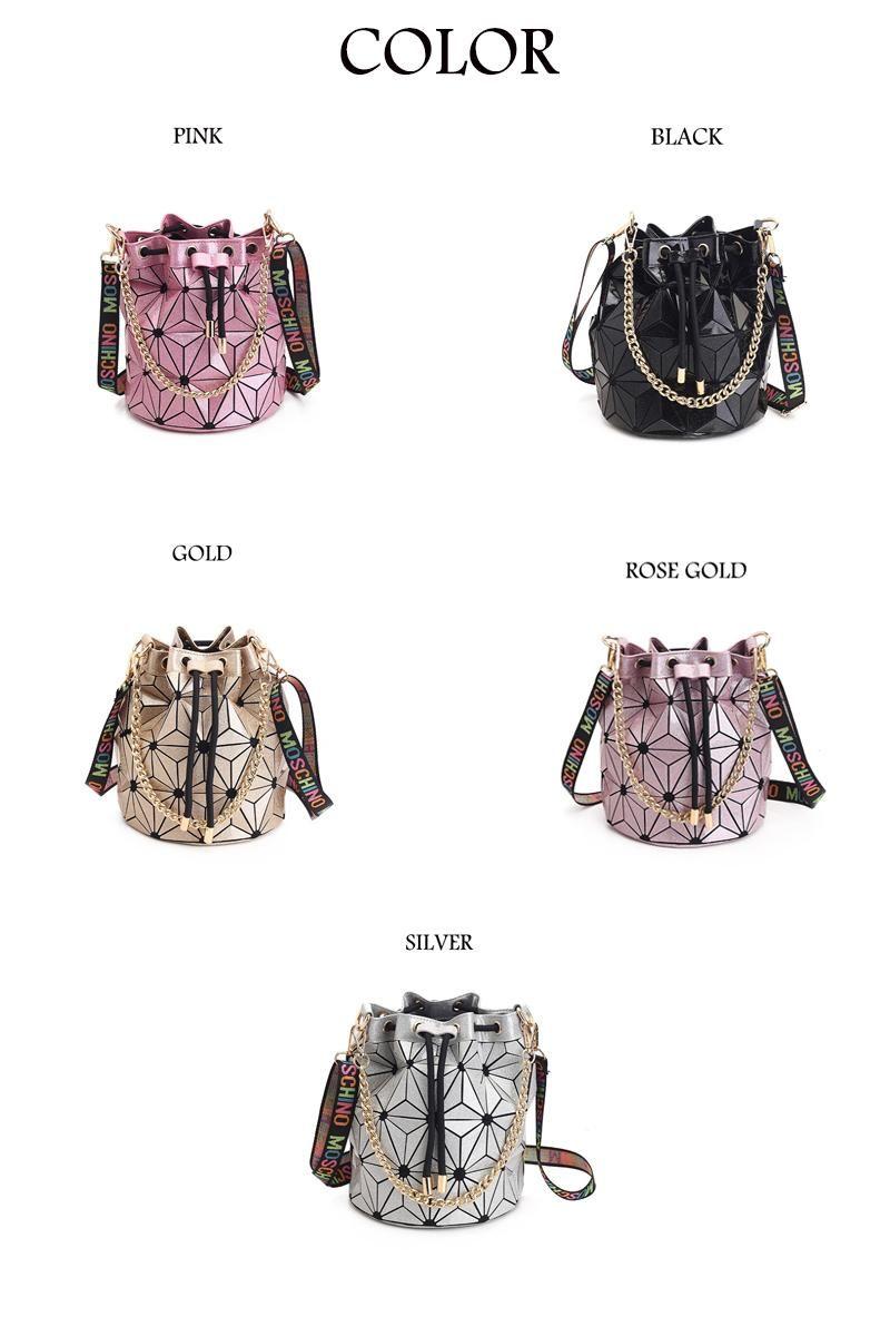 283024789a79 Online Cheap Hot Sale Famous Brand Designer Handbags Bag High Quality  Geometric Handbags Plaid Chain Shoulder Crossbody Bags Laser Baobao Diamond Bag  By ...