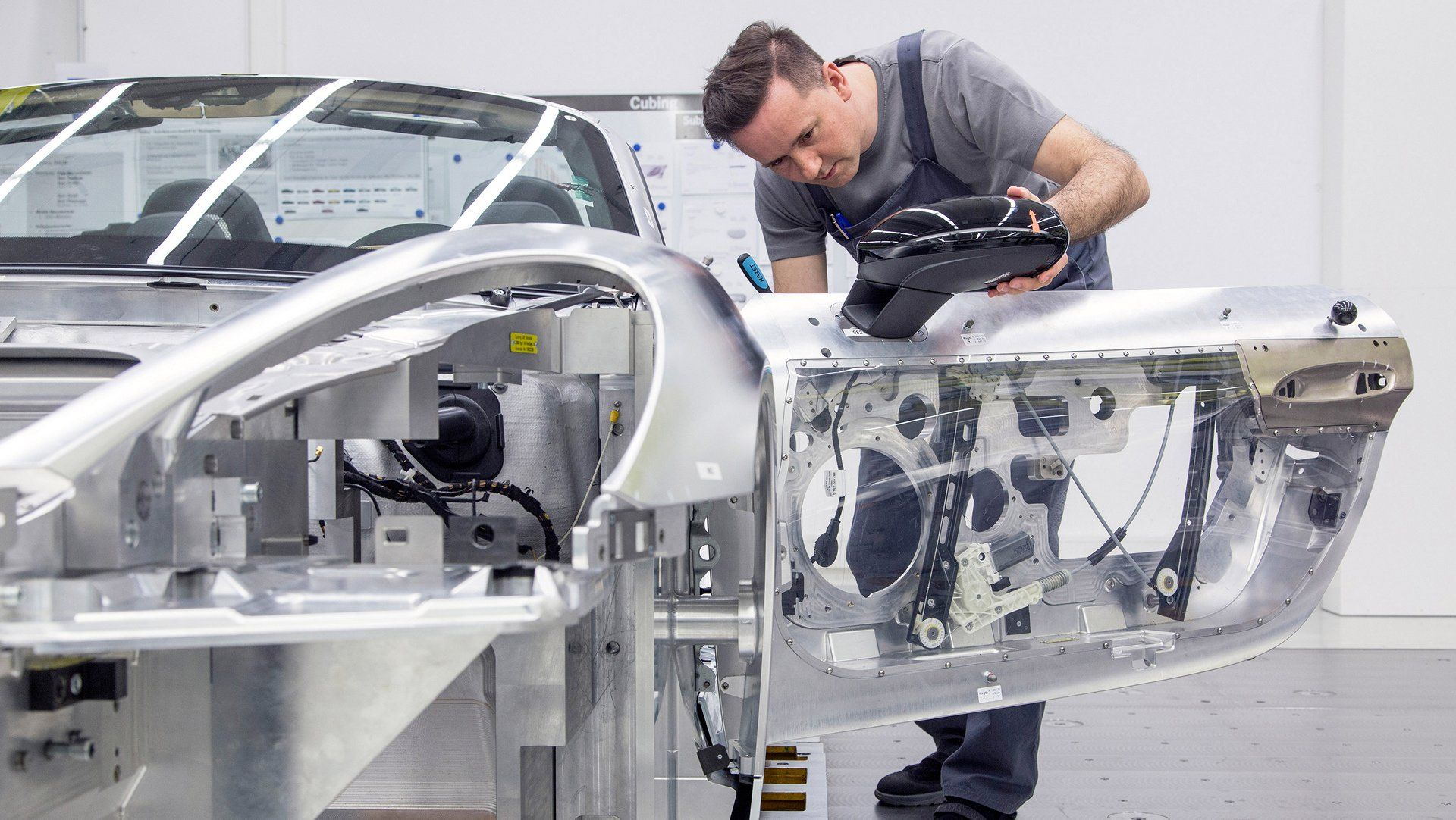 How Porsche Ensures the Quality of its Products Porsche