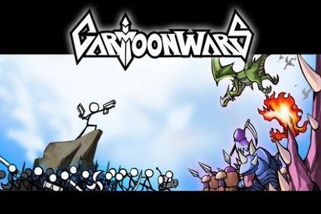 Cartoon Wars 2 Mod Apk 1.0.8 Unlimited Gold