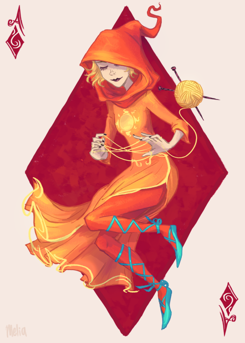 52Stuck God Tier Rose! Her hood seriously looks like a traffic cone.   Homestuck, Rose lalonde ...